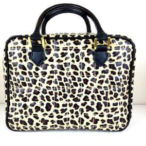 Handbags - Leopard Print Travel Organizer Bag